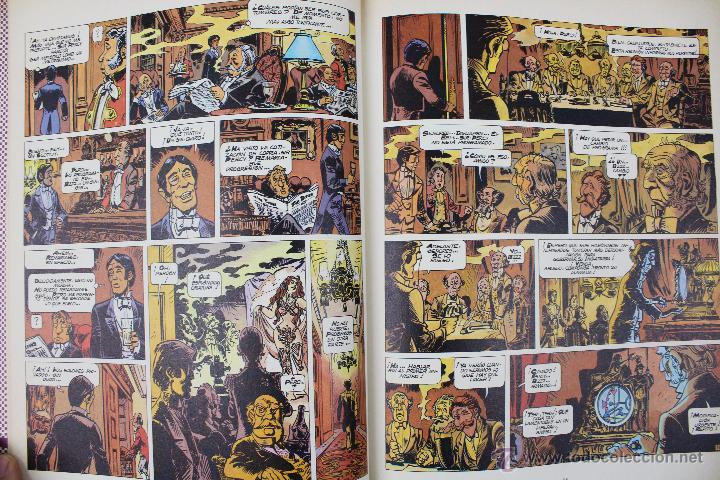 Cómics: L-3408. VALERIAN AGENTE ESPACIO-TEMPORAL. MUNDOS FICTICIOS. MEZIERS/ P. CHRISTIN. 1981. - Foto 6 - 54961904
