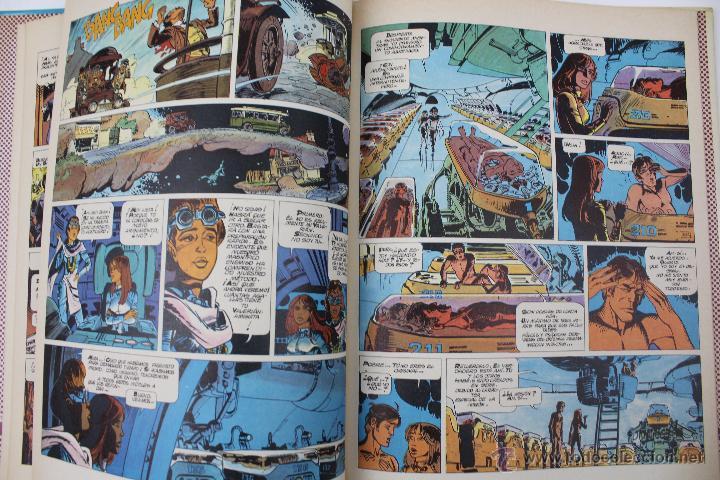 Cómics: L-3408. VALERIAN AGENTE ESPACIO-TEMPORAL. MUNDOS FICTICIOS. MEZIERS/ P. CHRISTIN. 1981. - Foto 7 - 54961904