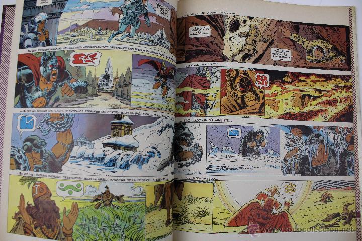 Cómics: L-3409. VALERIAN AGENTE ESPACIO-TEMPORAL. LOS HEROES DEL EQUINOCCIO. MEZIERS/ P. CHRISTIN. 1982. - Foto 6 - 54962450