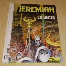 Cómics: JEREMIAH.LA SECTA.HERMANN.. Lote 55126507