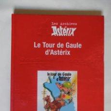 Cómics: LE TOUR DE GAULE D´ASTÉRIX. LES ARCHIVES ASTÉRIX. PRECINTADO. TAPA DURA. TELA EDITORIAL. INTACTO.. Lote 55144151