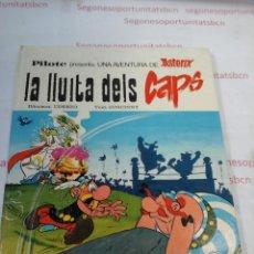 Cómics: ASTÉRIX - LA LLUITA DELS CAPS - MAS IVARS - EDITORES. Lote 55329405