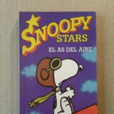 Cómics: SNOOPY STARS: EL AS DEL AIRE, DE CHARLES SCHULTZ. EDICIONES JUNIOR / GRUPO GRIJALBO-MONDADORI.. Lote 55349978