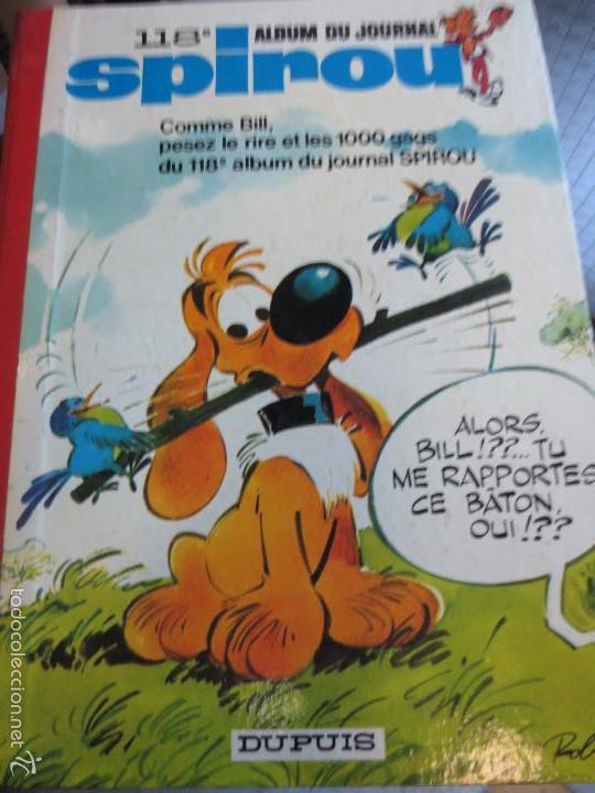 SPIROU DEL Nº 1682 AL 1692 AÑO 1970 (Tebeos y Comics - Grijalbo - Spirou)