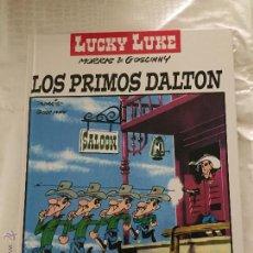 Cómics: LUCKY LUKE - LOA PRIMOS DALTON. Lote 51627951