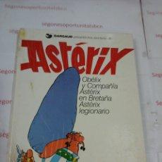 Cómics: ASTÉRIX - TOMO N°3 - DARGAUD - 1976. Lote 55773346