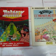 Cómics: LOTE - ASTÉRIX - 2 TOMOS - GRIJALBO. Lote 55774711