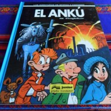SPIROU Y FANTASIO Nº 39 EL ANKÚ. GRIJALBO 1995. MUY BUEN ESTADO.