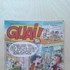 Cómics: GUAI !, Nº 1--ED. GRIJALBO, 1986--PUBLICACIÓN SEMANAL--. Lote 55891503