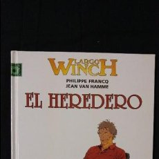 Cómics: EL HEREDERO NUMERO 1. Lote 55899690