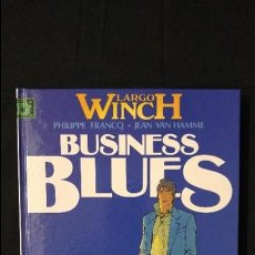 Cómics - BUSINESS BLUES numero 4 - 55900174