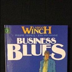 Cómics: BUSINESS BLUES NUMERO 4. Lote 55900174