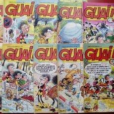 Cómics: COLECCIÓN GUAI! 4,30,35,38,40,41,58,60,62,65 Y 90 (LOTE DE 11 NÚMS) - IBÁÑEZ - TAMBIÉN SUELTOS. Lote 55922688