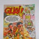 Cómics: GUAI! Nº 7. PUBLICACION SEMANAL. EDICIONES JUNIOR GRIJALBO. TDKC16. Lote 56196204