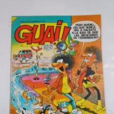 Cómics - GUAI! Nº 117. PUBLICACION SEMANAL. EDICIONES JUNIOR GRIJALBO. TDKC16 - 56196560