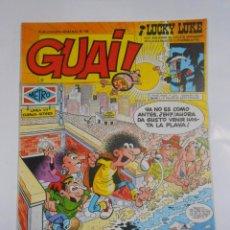 Cómics: GUAI! Nº 14. PUBLICACION SEMANAL. EDICIONES JUNIOR GRIJALBO. TDKC16. Lote 56196588