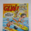 Cómics: GUAI! Nº 18. PUBLICACION SEMANAL. EDICIONES JUNIOR GRIJALBO. TDKC16. Lote 56196637