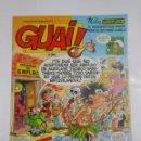 Cómics: GUAI! Nº 2. PUBLICACION SEMANAL. EDICIONES JUNIOR GRIJALBO. TDKC16. Lote 56196694