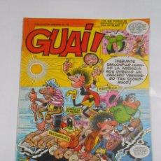 Cómics - GUAI! Nº 15. PUBLICACION SEMANAL. EDICIONES JUNIOR GRIJALBO. TDKC16 - 56196851
