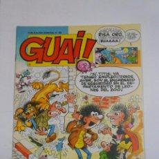 Cómics: GUAI! Nº 30. PUBLICACION SEMANAL. EDICIONES JUNIOR GRIJALBO. TDKC16. Lote 56197098
