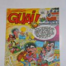 Cómics: GUAI! Nº 33. PUBLICACION SEMANAL. EDICIONES JUNIOR GRIJALBO. TDKC16. Lote 56197164