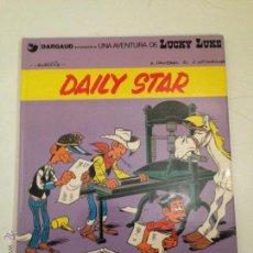 Cómics: LUCKY LUKE Nº 30. DAILY STAR. GRIJALBO 1986. MORRIS. . Lote 56204795