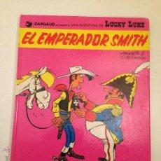 Cómics: LUCKY LUKE Nº 1. EL EMPERADOR SMITH. GRIJALBO. MORRIS. . Lote 56205399