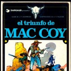 Cómics: MAC COY Nº 4 - EL TRIUNFO DE MAC COY - ANTONIO HERNANDEZ PALACIOS. Lote 56214902
