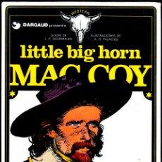 Cómics: MAC COY Nº 8 - LITTLE BIG HORN - ANTONIO HERNANDEZ PALACIOS. Lote 56214933
