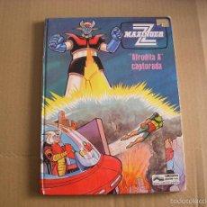 Cómics: MAZINGER Z Nº 3, TAPA DURA, EDITORIAL GRIJALBO. Lote 56459532