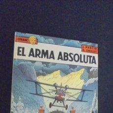 Fumetti: LEFRANC - Nº 8 - EL ARMA ABSOLUTA - GRIJALBO - . Lote 56571181