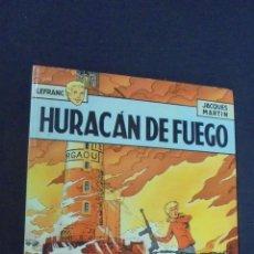Fumetti: LEFRANC - Nº 2 - HURACAN DE FUEGO - GRIJALBO - . Lote 56571289