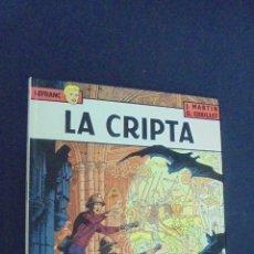 Fumetti: LEFRANC - Nº 9 - LA CRIPTA - GRIJALBO - . Lote 56571361