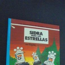 Cómics: LAS AVENTURAS DE SPIROU Y FANTASIO - Nº 38 - SIDRA PARA LAS ESTRELLAS - GRIJALBO - . Lote 56571955