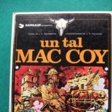 Cómics: MAC COY Nº 2 UN TAL MAC COY EDICIONES JUNIOR. Lote 56696135