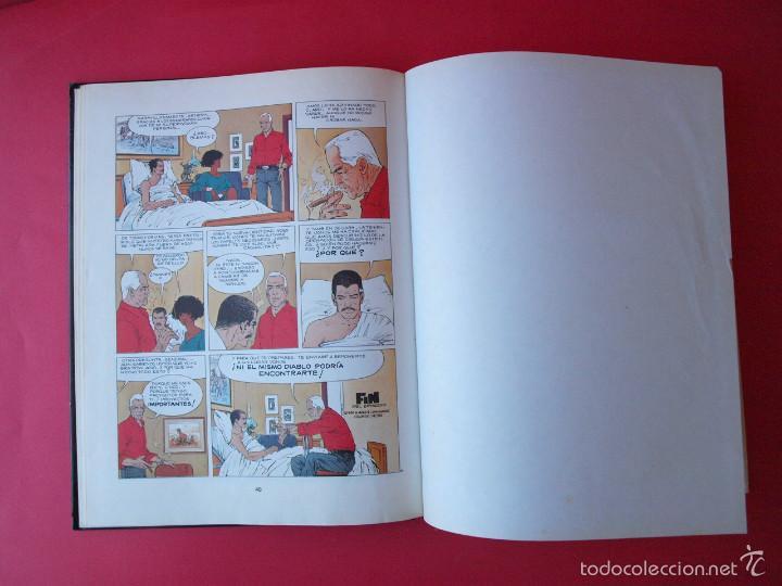Cómics: XIII Nº 3 - Todas las lágrimas del infierno - W. Vance y J - Van Hamme - Ed. Grijalbo / Dargaud - Foto 4 - 56724224