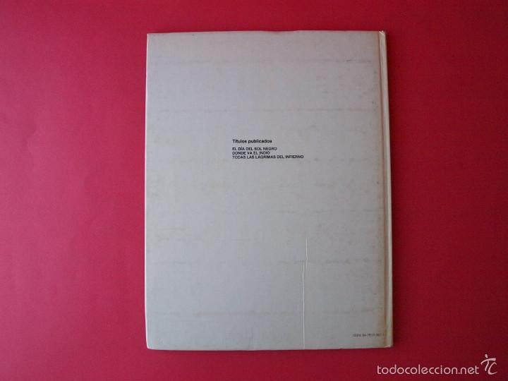Cómics: XIII Nº 3 - Todas las lágrimas del infierno - W. Vance y J - Van Hamme - Ed. Grijalbo / Dargaud - Foto 5 - 56724224