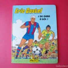 Cómics: ERIC CASTEL Nº 4 - ¡DE CARA A GOL! - REDING Y HUGUES - EDICIONES JUNIOR / GRIJALBO 1985 BE. Lote 56725394