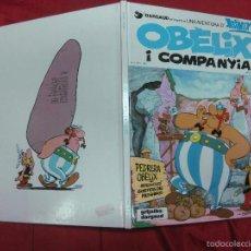 Cómics: ASTERIX. OBELIX I COMPANYIA. UDERZO - GOSCINNY. GRIJALBO / DARGAUD. 1984.. Lote 56819342