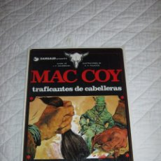 Cómics: MAC COY - TRAFICANTES DE CABELLERAS N. 7. Lote 56838690