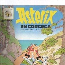 Cómics: ASTERIX TAPA BLANDA CORCEGA. Lote 71404147