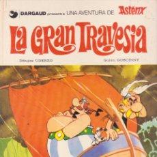 Fumetti: ASTERIX -- LA GRAN TRAVESIA Y LA ODISEA DE ASTERIX. Lote 56878320
