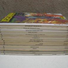 Cómics: JEREMIAH - HERMANN - 16 NÚMEROS - OBRA COMPLETA - EDICIONES JUNIOR - AÑOS 80.. Lote 56940636