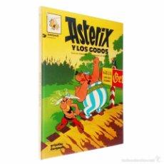 Cómics: ASTERIX Y LOS GODOS Nº 2 / DARGAUD / GRIJALBO 1990 (GOSCINNY Y UDERZO). Lote 57019477