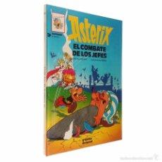 Cómics: ASTERIX EL COMBATE DE LOS JEFES Nº 10 / DARGAUD / GRIJALBO 1991 (GOSCINNY Y UDERZO). Lote 57032462