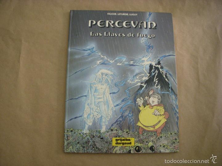 PERCEVAN Nº 6, TAPA DURA, EDITORIAL GRIJALBO (Tebeos y Comics - Grijalbo - Percevan)