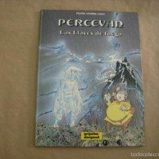 Cómics: PERCEVAN Nº 6, TAPA DURA, EDITORIAL GRIJALBO. Lote 57136327