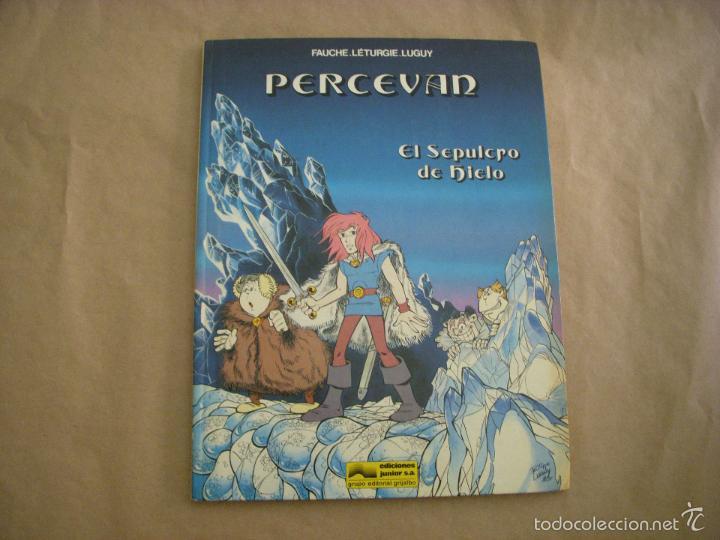 PERCEVAN Nº 2, TAPA DURA, EDITORIAL GRIJALBO (Tebeos y Comics - Grijalbo - Percevan)