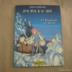 Cómics: PERCEVAN Nº 2, TAPA DURA, EDITORIAL GRIJALBO. Lote 57136338