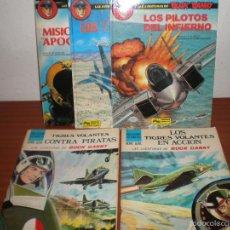 Cómics: BUCK DANNY ,GRIJALBO - SUSAETA LOTE 5 COMICS. Lote 57293970